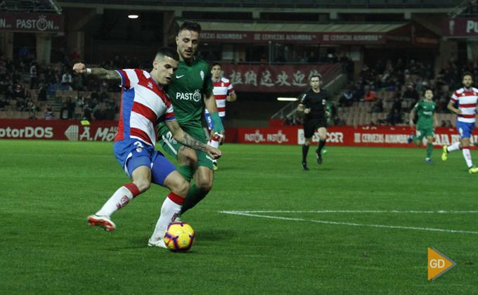 Granada CF - Real Sporting Gijon