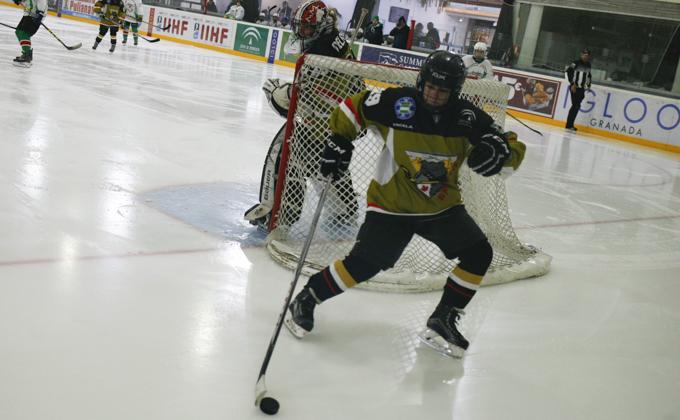 Granada Grizzlies Hockey Hielo - CD Sumendi