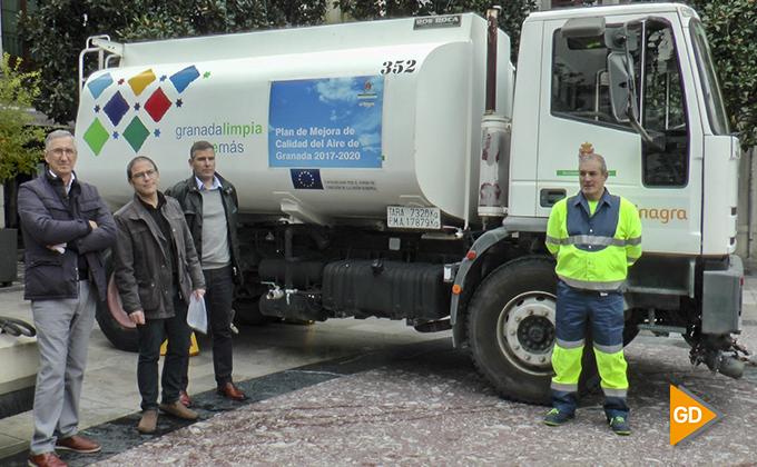 Nuevas medidas contra la contaminación en Granada 01