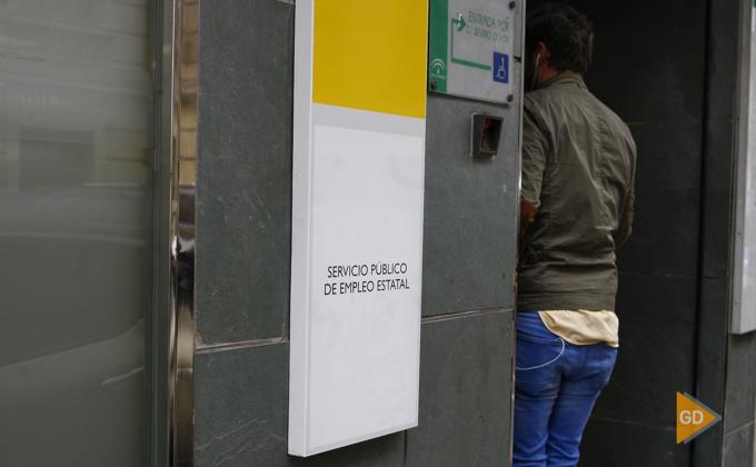 Oficina de empleo en Granada