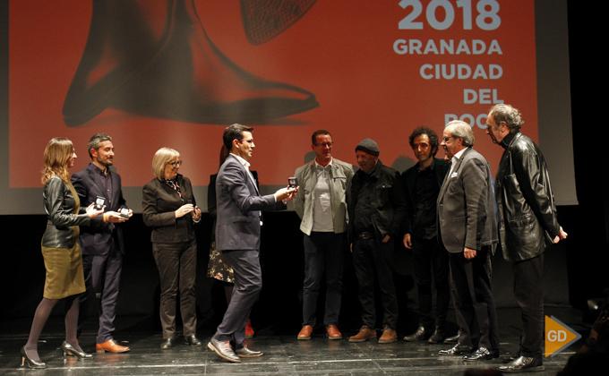 Premios púa de plata 2018