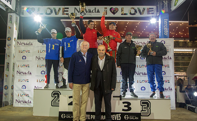 Rallye Nevada Shopping Primeras Nieves Ceremonia Campeones 3