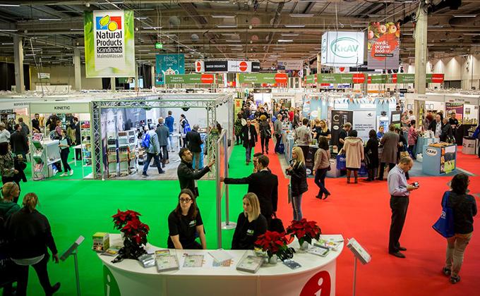 Un total de once empresas andaluzas agroalimentarias del sector de productos ecológicos han participado en la feria Nordic Organic Food Fair