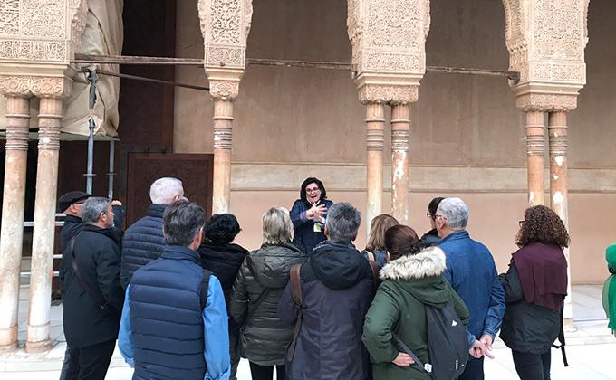 asogra visita alhambra