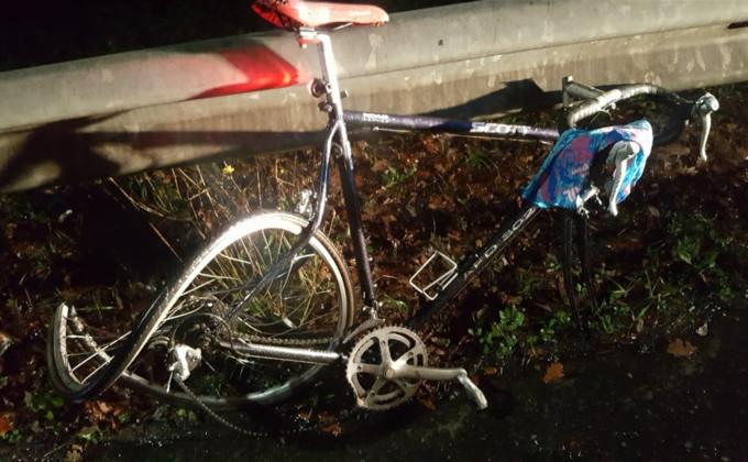 atropello ciclista pontevedra