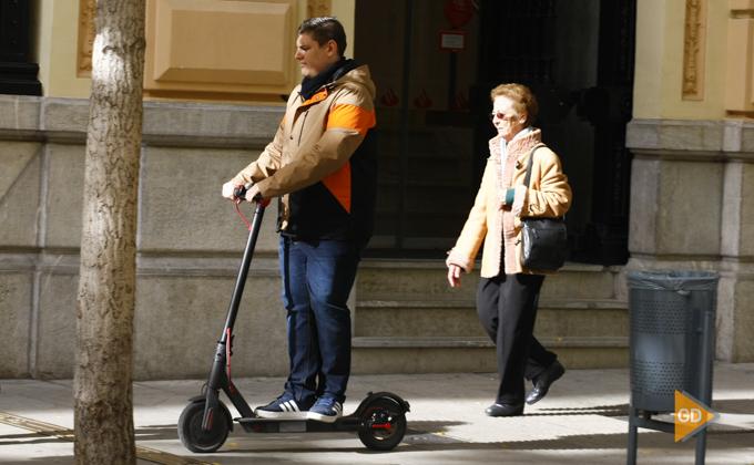 patinetes y segway en Granada