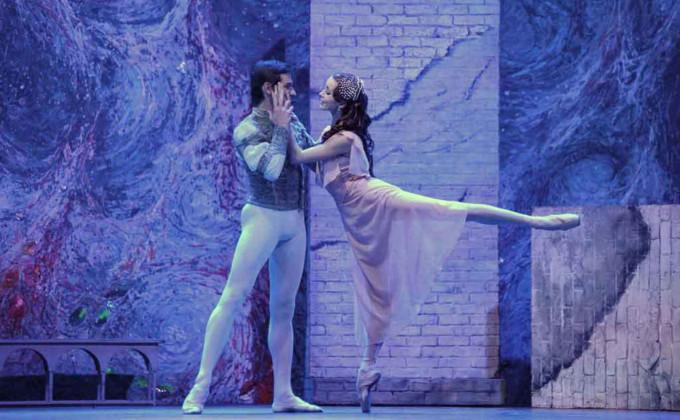 Ballet Imperial Ruso -- Romeo y Julieta