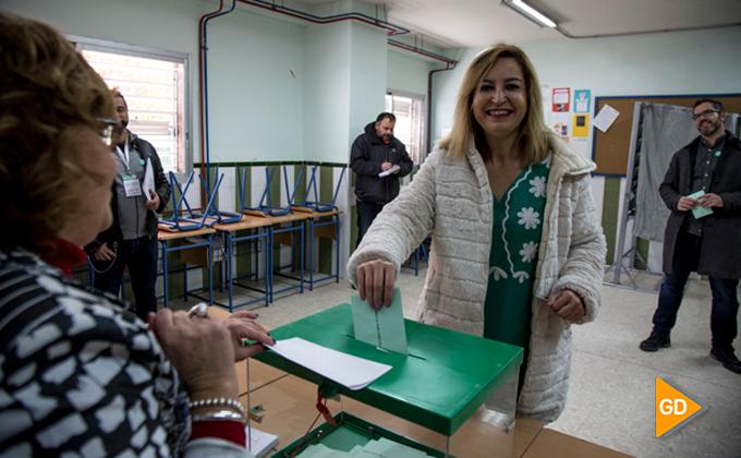 Carmen Lizárraga de Adelante Andalucía por Granada (2)