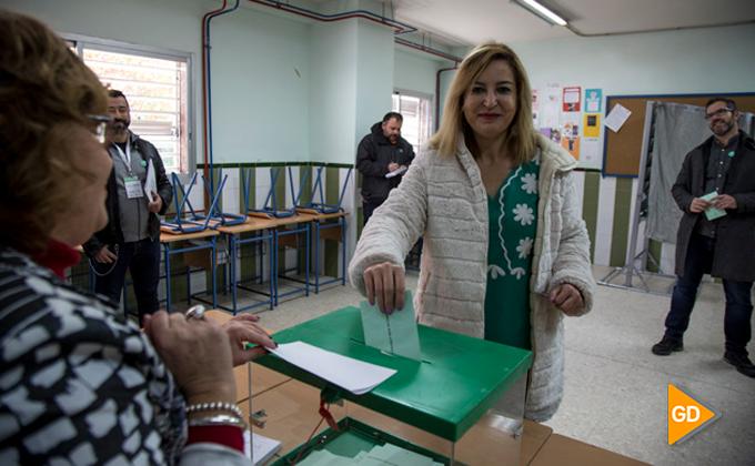 Carmen Lizárraga de Adelante Andalucía por Granada (3)