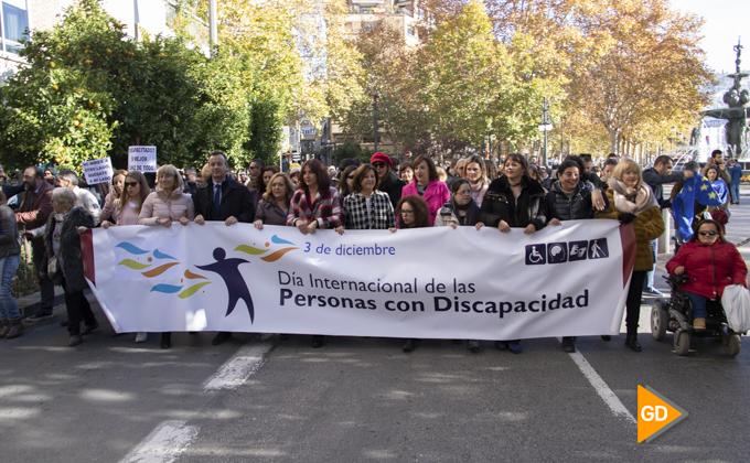 Fegradi marcha discapacitados-1