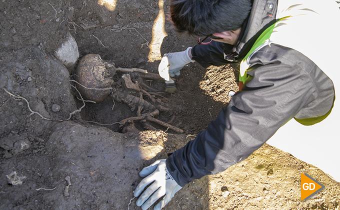 Nuevos descubrimientos en yacimiento arqueológico Mondragones 2018 03