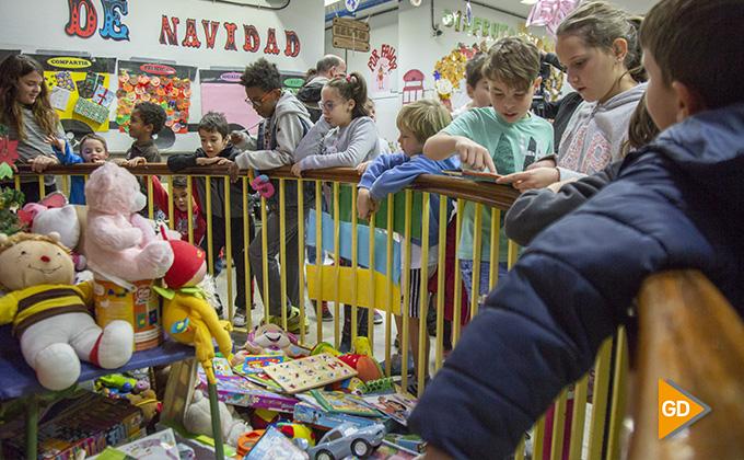 Recogida de juguetes navideña Inagra 01