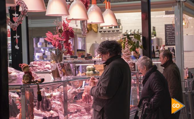 Reportaje compra comida navidad (5)