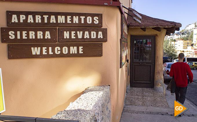 Sierra Nevada HOTEL OCUPACION HOTELERA