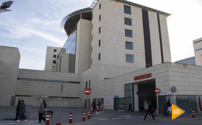 URGENCIAS HOSPITAL UNIVERSITARIO