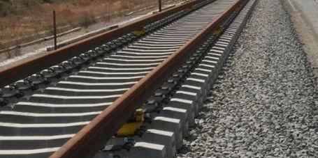 adif obras vías tren Granada