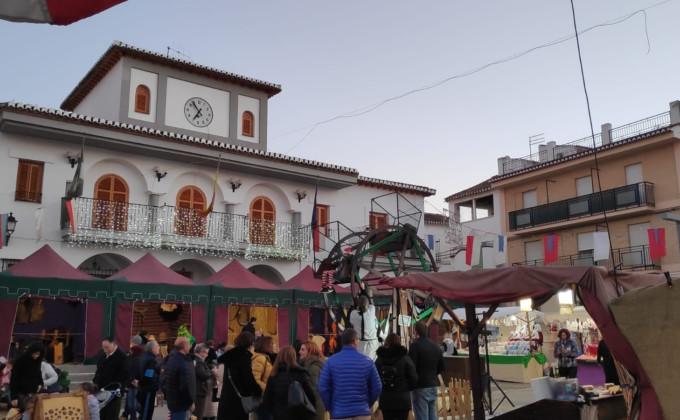 las gabias mercado hebreo navideño