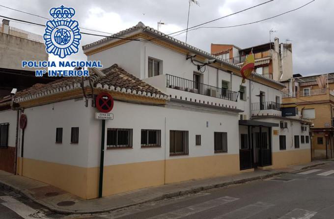 piso Granada robo