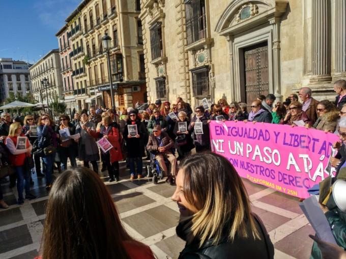 protesta feminismo vox 2
