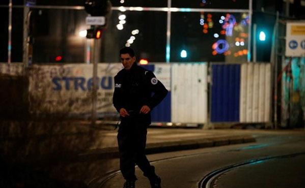 tiroteo Estrasburgo