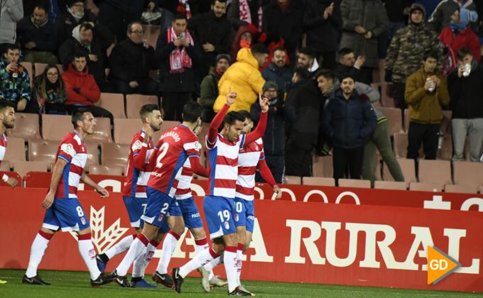 Granada CF Elche Montoro