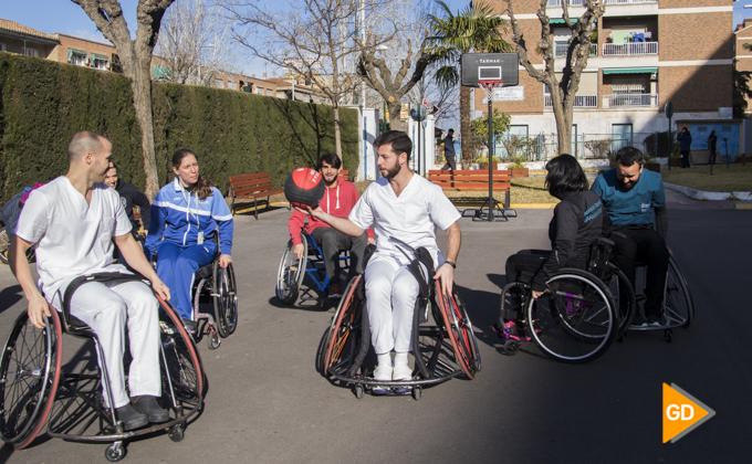 H. Virgen de las Nieves promociona la salud con actividades deportivas a la ciudadanía-1