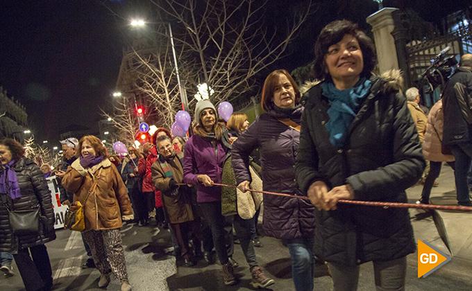 Manifestación feminista enero 2018 02