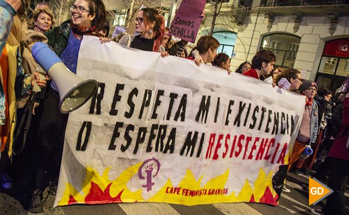 Manifestación feminista enero 2018 07