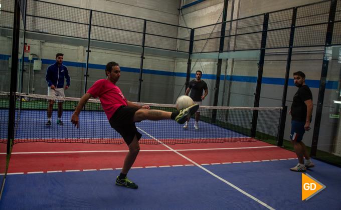 Padbol, un deporte emergente en Granada (7)