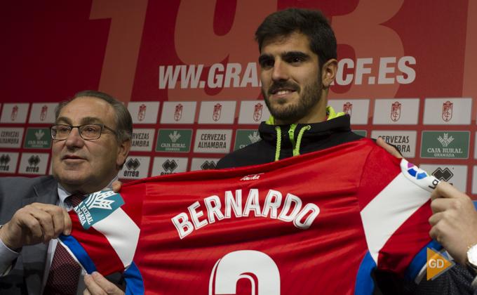 Presentación de Bernardo Cruz
