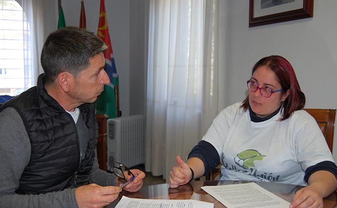 Reunión alcalde representante kellys