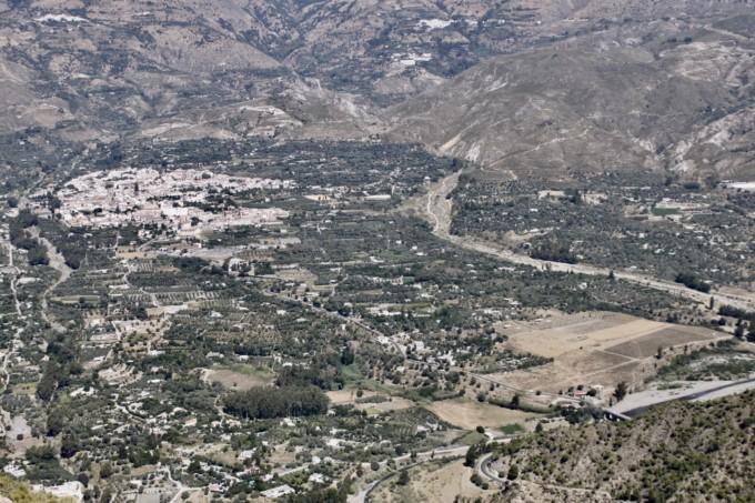 Término municipal de Órgiva