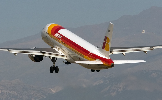 airbus-A320-Iberia-granada