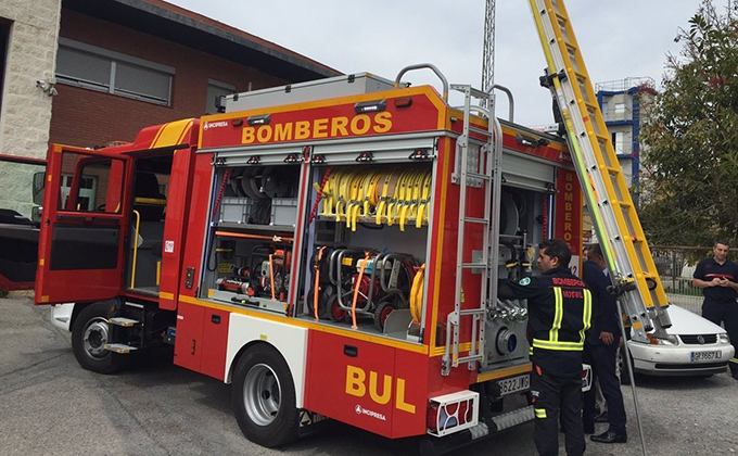 bomberos motril