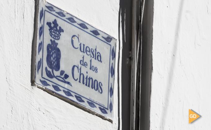 cuesta de los chinos