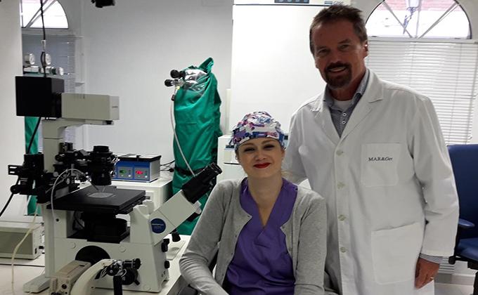 doctor Jan Tesarik tecnica hijos de tres padres