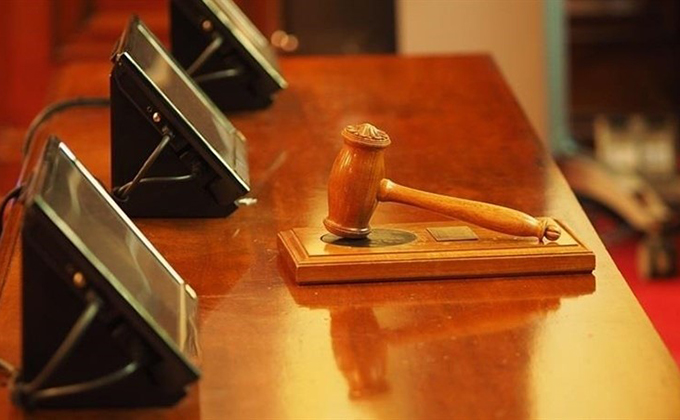 justicia - juicio