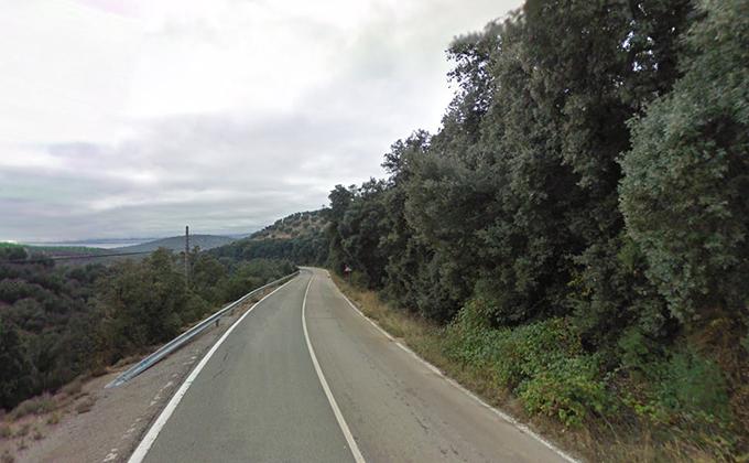 n-323A carretera convencional