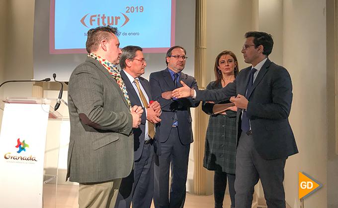 presentacion FITUR Granada 2019