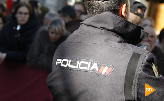 toma de Granada 2018-4 policia nacional