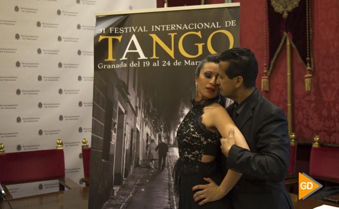 31 edición del Festival Intern. Tango Granada -1