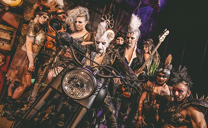 Apocalipsis El circo de los horrores