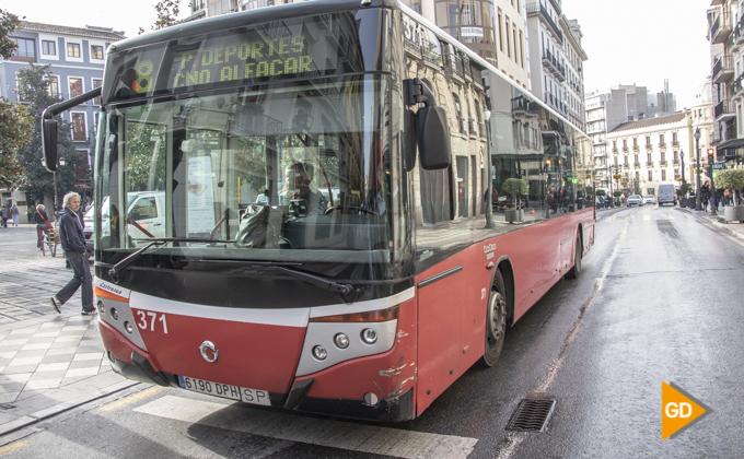 Autobus Rober Granada