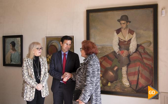 El palacete de Quinta Alegre se convierte en sede permanente de la obra de Morcillo donada a la ciudad
