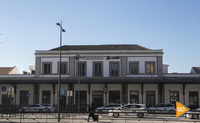 Estación de tren, Adif, Renfe-1