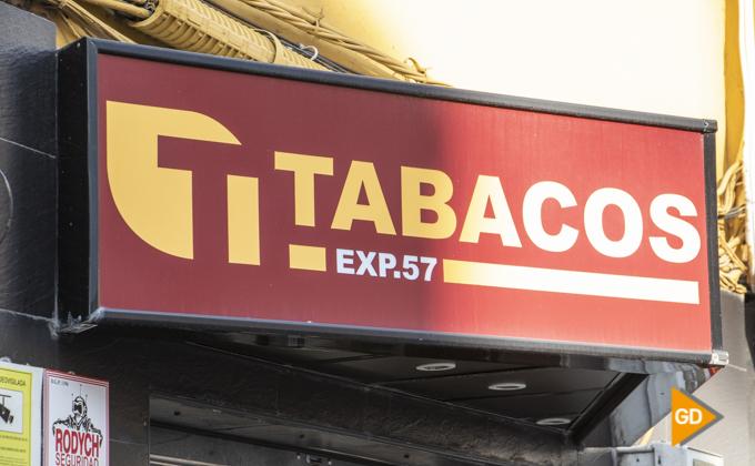 Estanco tabaco