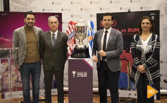 La selección sub-21 y la final de la Copa de la Reina potencian Granada como Ciudad Europea del Deporte-1