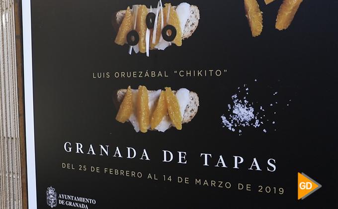 Presentación 'Granada de Tapas'-4