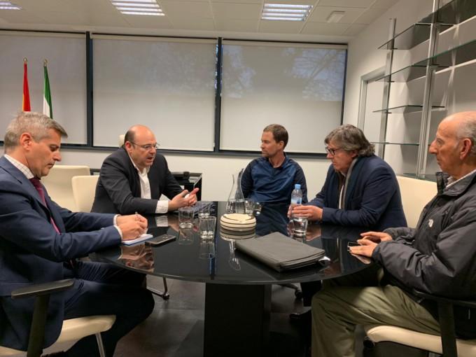 Sebastián Pérez y César Díaz reunión SN 28.2.2019 (1)