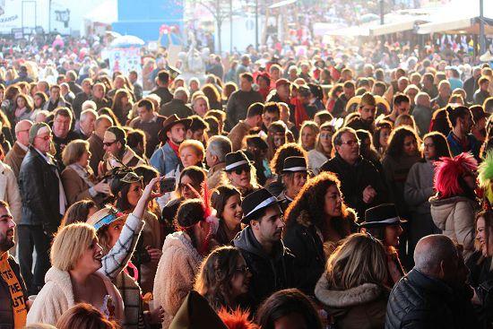 carnaval alhama